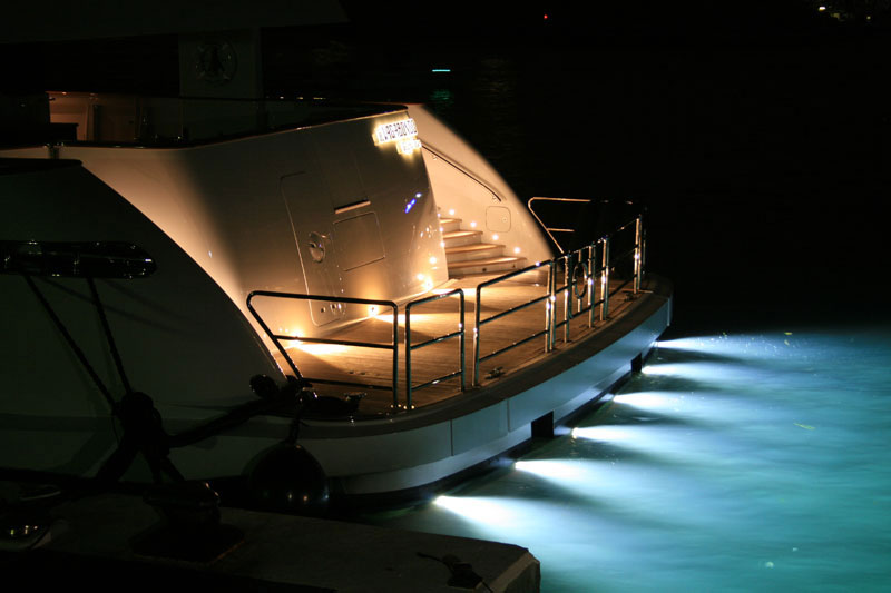 underwater lights limited™ | worldwide under water, marine, yacht, Reel Combo